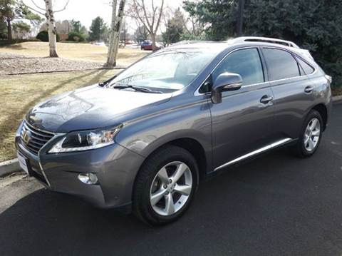 2014 Lexus RX 350 for sale in Centennial, CO