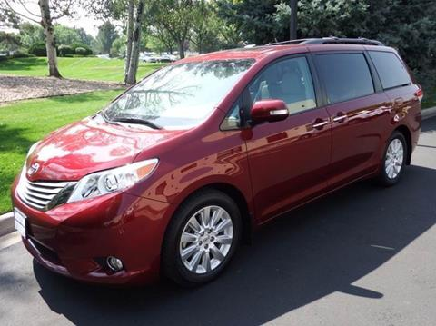 2014 Toyota Sienna for sale in Centennial CO
