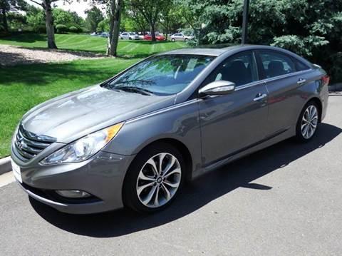 2014 Hyundai Sonata for sale in Centennial CO