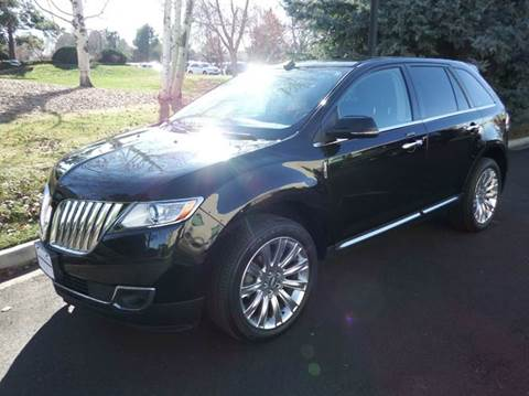2013 Lincoln MKX for sale in Centennial CO