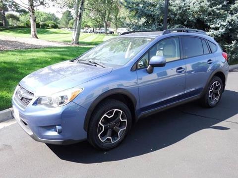 2014 Subaru XV Crosstrek for sale in Centennial, CO