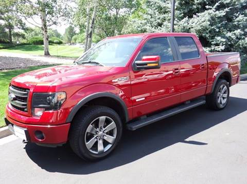 2014 Ford F-150 for sale in Centennial CO