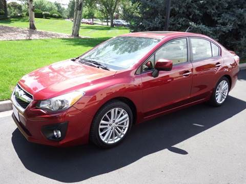 2014 Subaru Impreza for sale in Centennial, CO