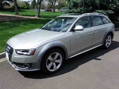 2014 Audi Allroad for sale in Centennial CO