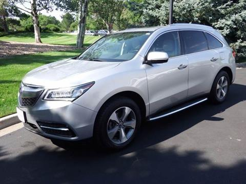 2014 Acura MDX for sale in Centennial CO