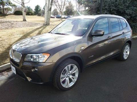 2014 BMW X3 for sale in Centennial, CO