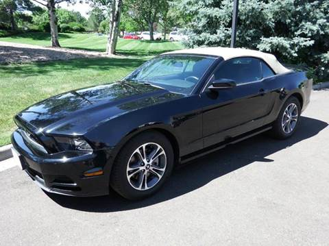 2014 Ford Mustang for sale in Centennial, CO