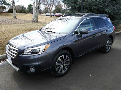 2015 Subaru Outback for sale in Centennial, CO