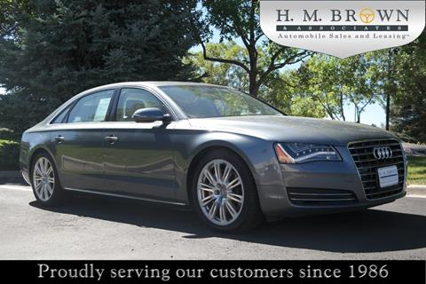 2014 Audi A8 L for sale in Centennial, CO