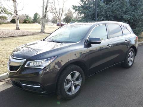 2014 Acura MDX for sale in Centennial, CO