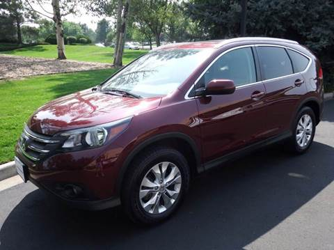 2014 Honda CR-V for sale in Centennial CO