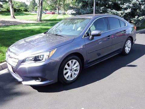 2016 Subaru Legacy for sale in Centennial CO