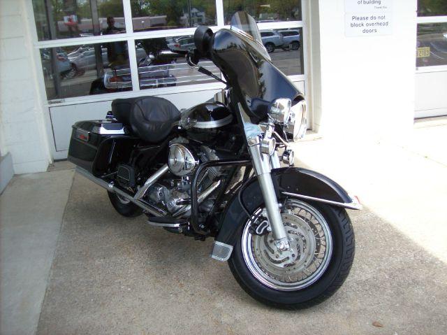 2003 Harley-Davidson FLHT