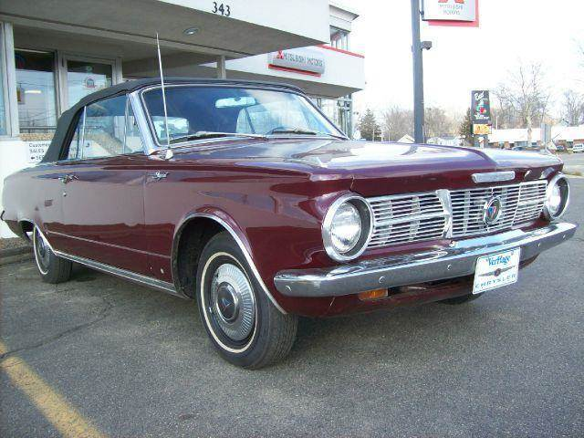 1965 plymouth valiant for sale in holland mi