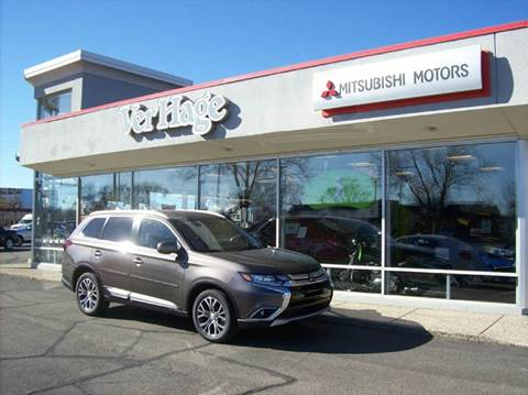 2017 Mitsubishi Outlander for sale in Holland, MI