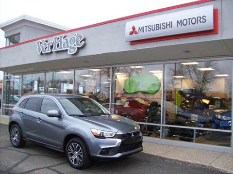 2017 Mitsubishi Outlander Sport for sale in Holland, MI