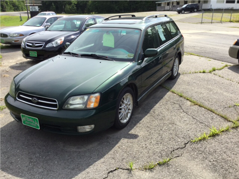 2001 Subaru Legacy for sale in South China, ME
