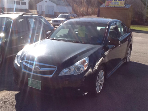 2011 Subaru Legacy for sale in South China, ME