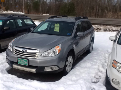 2011 Subaru Outback for sale in South China, ME