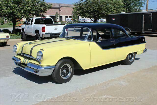 Used 1955 pontiac chieftain for sale for 1955 pontiac chieftain 4 door
