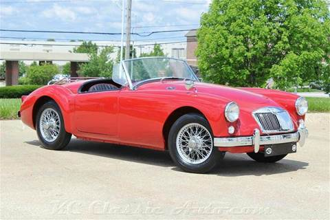 1958 MG MGA for sale in Lenexa, KS