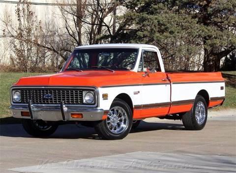 1971 Chevrolet C/K 10 Series for sale in Lenexa, KS