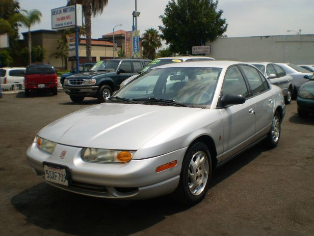2002 Saturn S Series