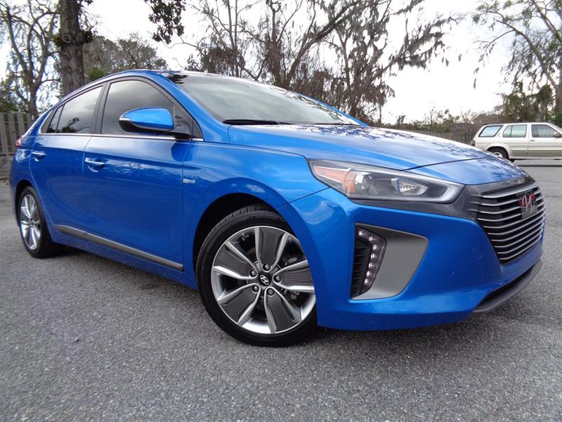 Used Hybrid Cars Savannah Ga >> Used Hyundai Ioniq Hybrid For Sale In Boise Id Carsforsale Com
