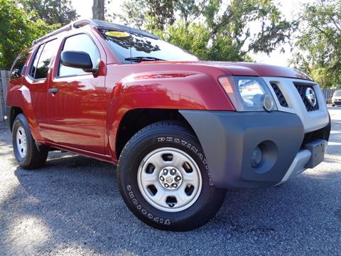 2012 Nissan Xterra for sale in Savannah, GA