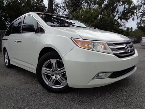 2012 Honda Odyssey for sale in Savannah, GA