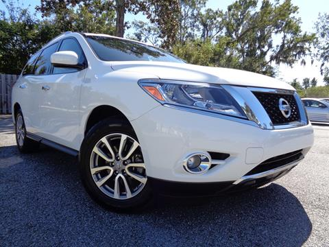 2015 Nissan Pathfinder for sale in Savannah, GA