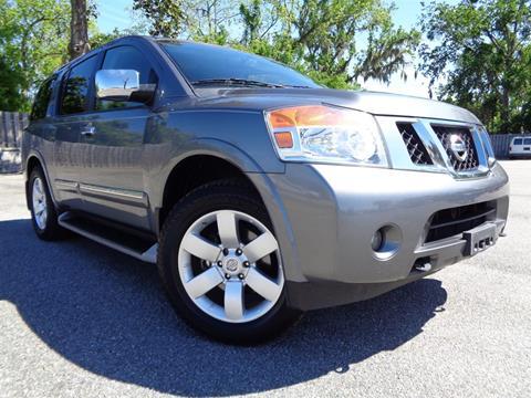 Used Nissan Armada For Sale in Savannah, GA - Carsforsale.com®