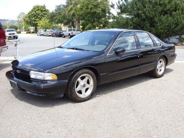 used 1994 chevrolet impala for sale. Black Bedroom Furniture Sets. Home Design Ideas