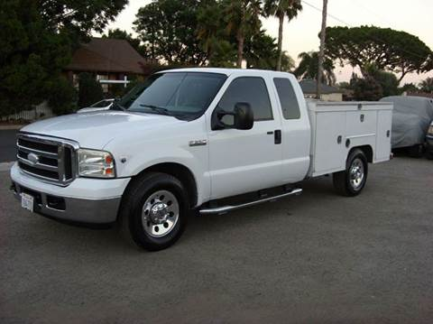 2005 Ford F-250 Super Duty for sale in La Habra, CA