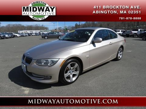 2013 BMW 3 Series for sale in Abington, MA