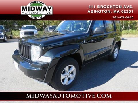2012 Jeep Liberty for sale in Abington, MA
