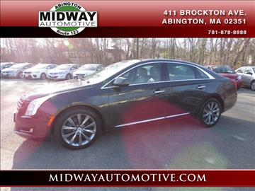 2013 Cadillac XTS for sale in Abington, MA