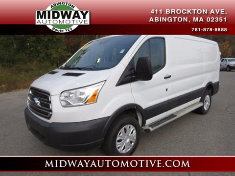 2016 Ford Transit Cargo for sale in Abington, MA