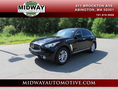 2014 Infiniti Qx70 For Sale In Carrollton Ga Carsforsale