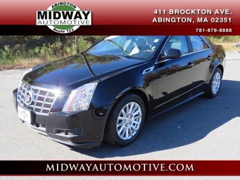 2012 Cadillac CTS for sale in Abington, MA
