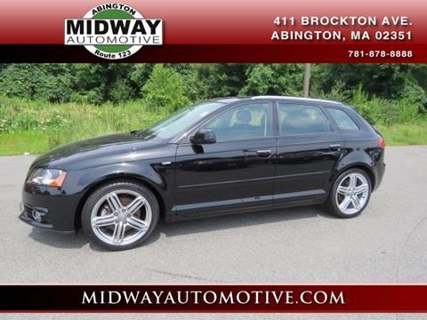 2012 Audi A3 for sale in Abington, MA