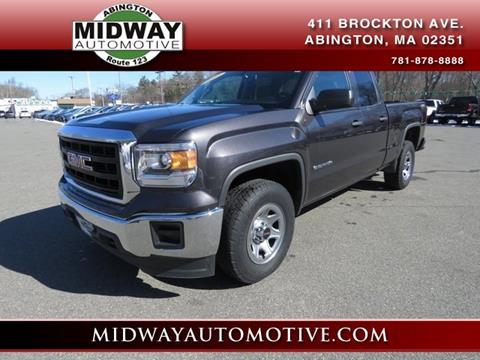 2015 GMC Sierra 1500 for sale in Abington, MA