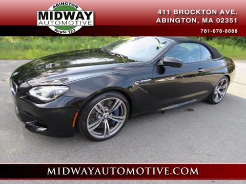 2014 BMW M6 for sale in Abington, MA