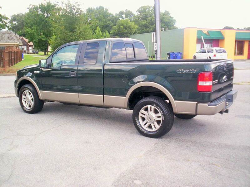 2005 Ford F-150 4dr SuperCab Lariat 4WD Styleside 6.5 ft. SB - Portsmouth VA