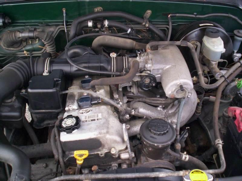 2004 Toyota Tacoma 2dr Xtracab Rwd SB - Portsmouth VA