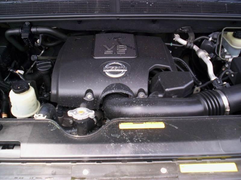 2008 Nissan Titan 4x4 SE 4dr Crew Cab SWB - Portsmouth VA