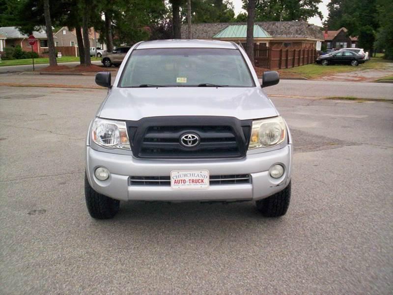 2006 Toyota Tacoma V6 4dr Access Cab 4WD SB (4L V6 5A) - Portsmouth VA