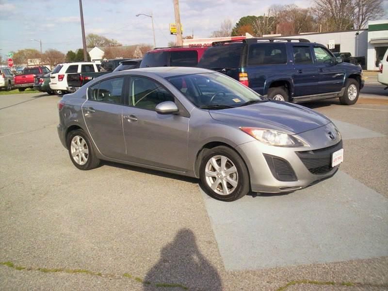 2010 Mazda MAZDA3 i Sport 4dr Sedan 5A - Portsmouth VA