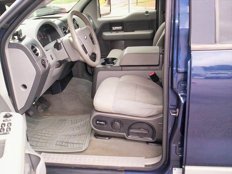 2005 Ford F-150 4dr SuperCrew XLT 4WD Styleside 5.5 ft. SB - Portsmouth VA