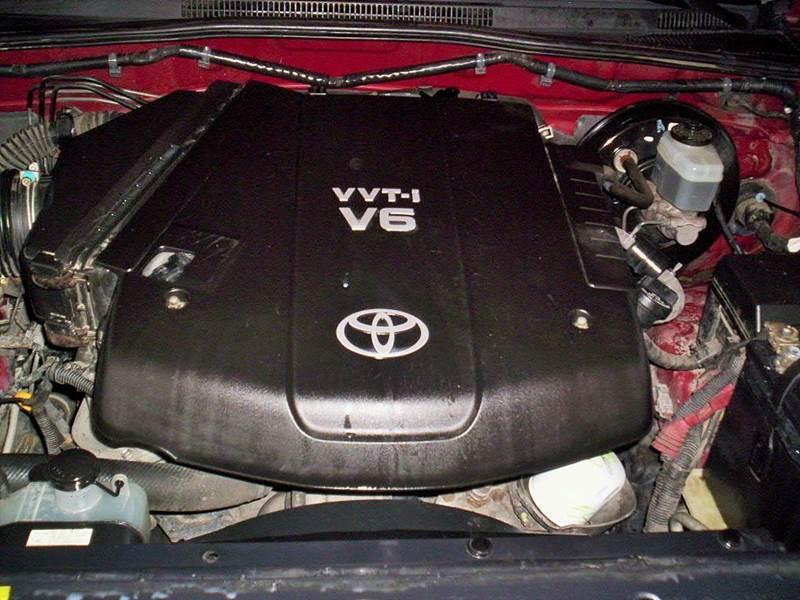 2005 Toyota Tacoma 4dr Double Cab PreRunner V6 Rwd SB - Portsmouth VA